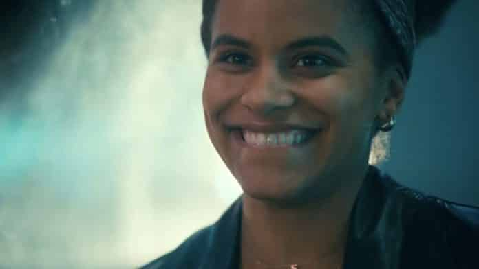 Joker Zazie Beetz as Sophie Dumon