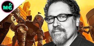 Jon Favreau The Mandalorian