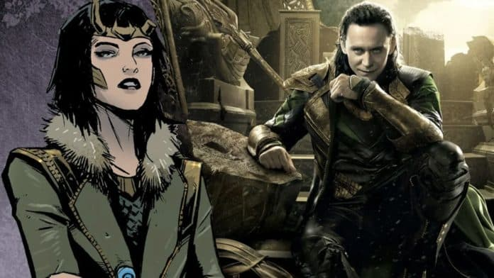 Loki Series Female Loki