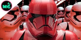 Star Wars 9 Sith Troopers