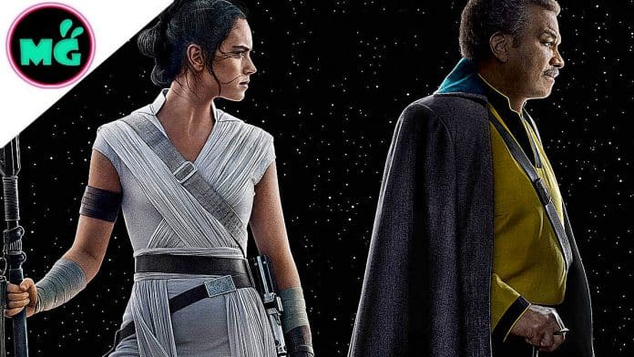 Star Wars 9 Character Posters