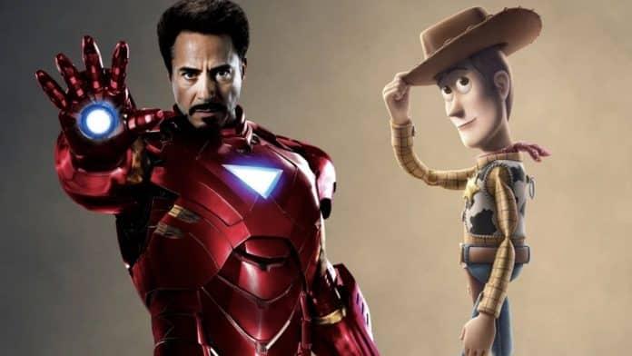 Avengers Endgame Toy Story 4