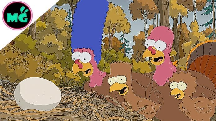 The Simpsons Thanksgiving of Horror