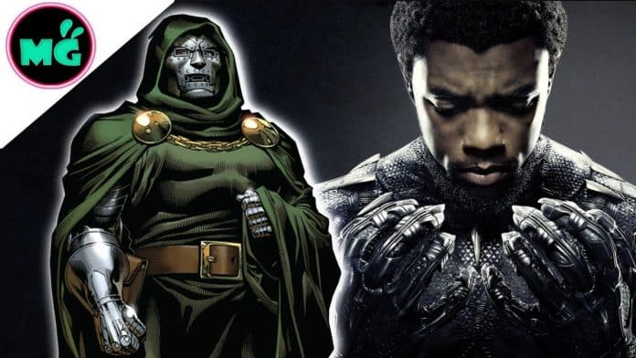Black Panther 2 Doctor Doom