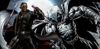 Moon Knight and Blade