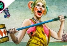 Birds Of Prey Harley Quinn