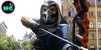Black Widow's Taskmaster