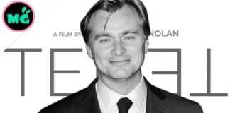Christopher Nolan Tenet