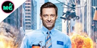 Hugh Jackman Free Guy Fan Art