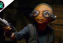 Star Wars Maz Kanata