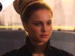 Natalie Portman in Star Wars: Attack of the Clones