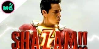 Shazam 2 Logo