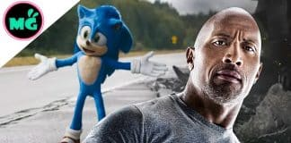 Sonic The Hedgehog The Rock