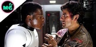 Star Wars Finn and Poe