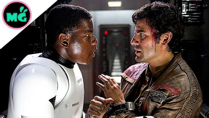 Star Wars Finn and Poe