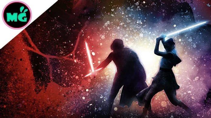 Star Wars: Rise of Skywalker Return of the Jedi poster