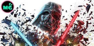 Star Wars 9 Darth Vader Helmet Poster
