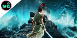 Star Wars Rise of Skywalker Poster