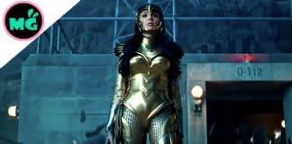 Wonder Woman in Eagle Armor