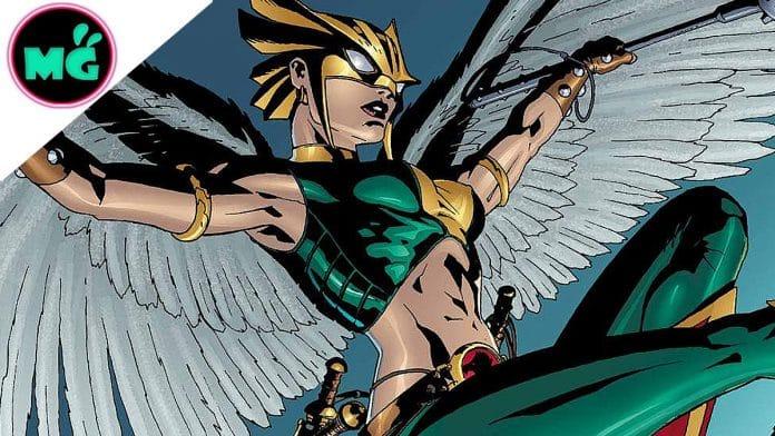 DC's Hawkgirl