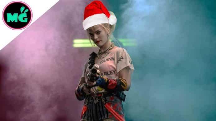 Birds of Prey Christmas Promo