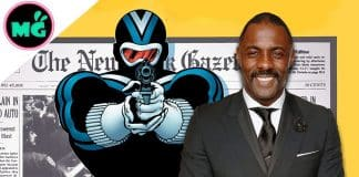 Idris Elba Vigilante