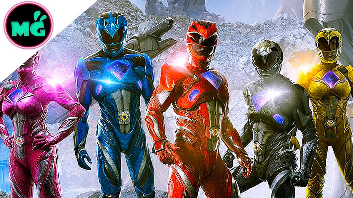 Power Rangers 2019 Film Stream