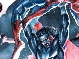 Morbius and Spider-Man