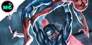 Morbius and Spider-Man