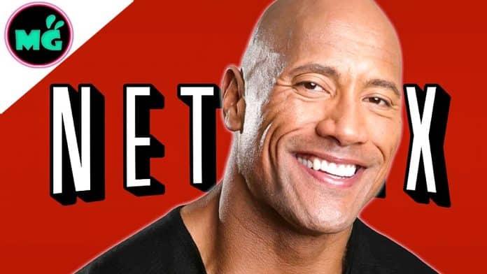 Dwayne Johnson Netflix
