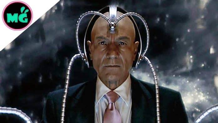 Patrick Stewart as Professor X