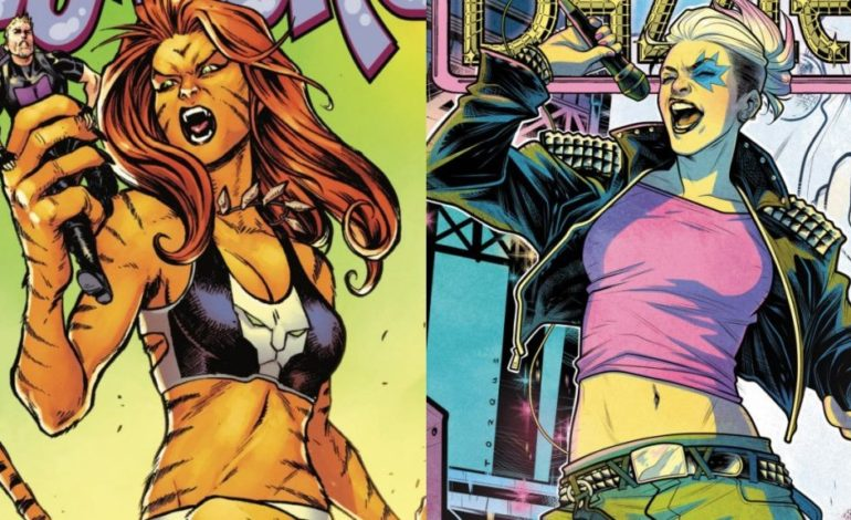 Marvel cancels Howard the Duck and Tigra and Dazzler shows