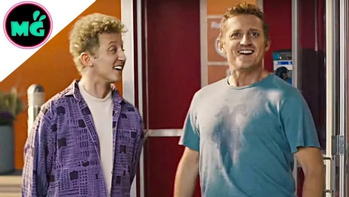 Bill and Ted 3 Wal-Mart Super Bowl Commercial