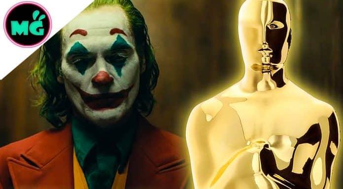 Joker Oscars