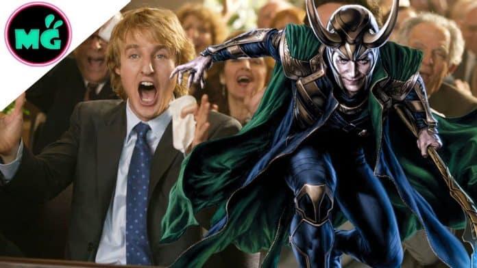 Loki Owen Wilson