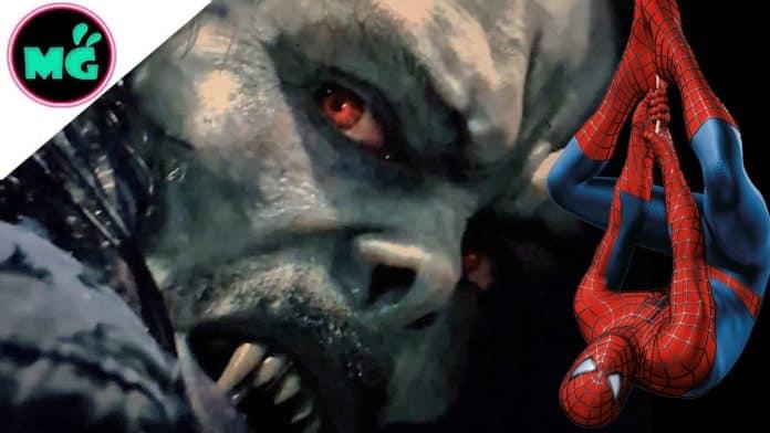Morbius Tobey Maguire's Spider-Man