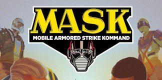Hasbro MASK Logo