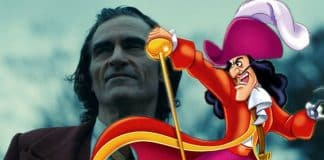 Joaquin Phoenix Captain Hook