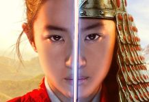 Mulan International Poster