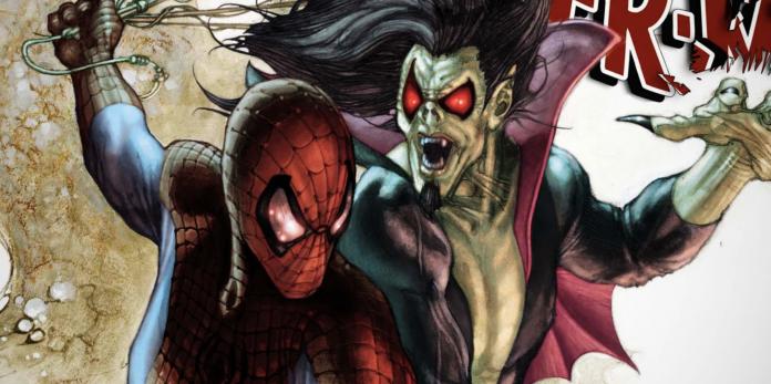 Spider-Man and Morbius