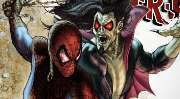 Spider-Man and Morbius