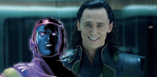 Loki and Kang the Conquerer