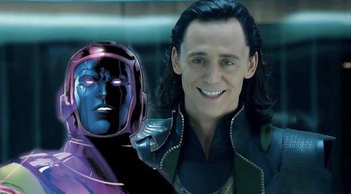 Loki and Kang the Conquerer