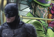 The Batman Riddler