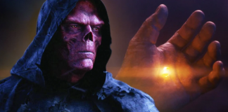 Red Skull and Soul Stone