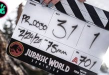 Jurassic World 3 Title