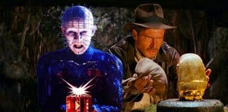 Indiana Jones and Pinhead