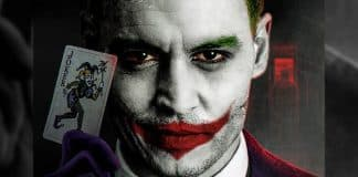 Johnny Depp as The Joker