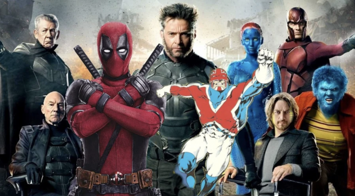 X-Men Deadpool and Excalibur