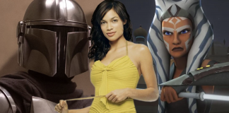 Rosario Dawson The Mandalorian Season 2